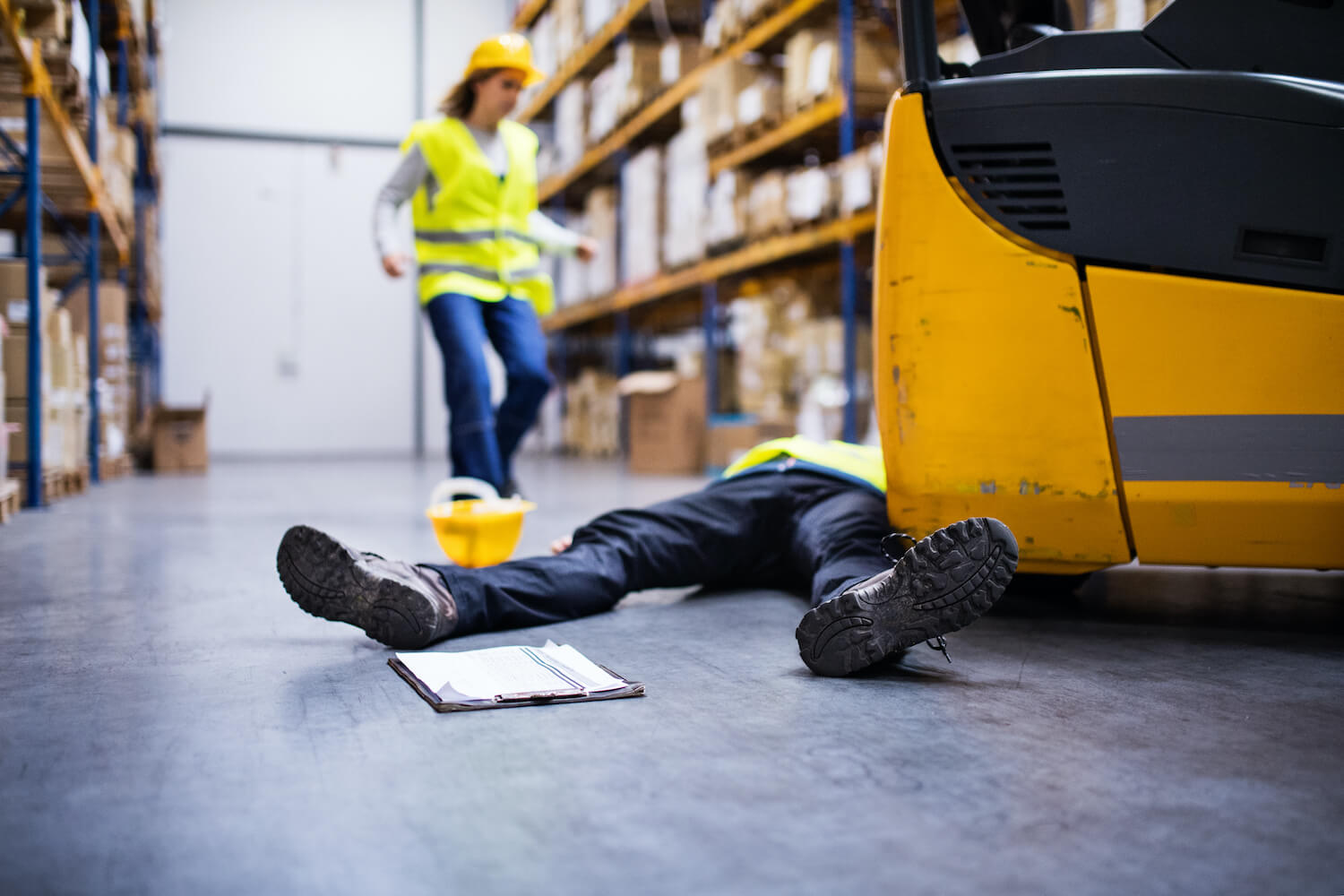 john mobley law firm repesentaion after an on-job- accident